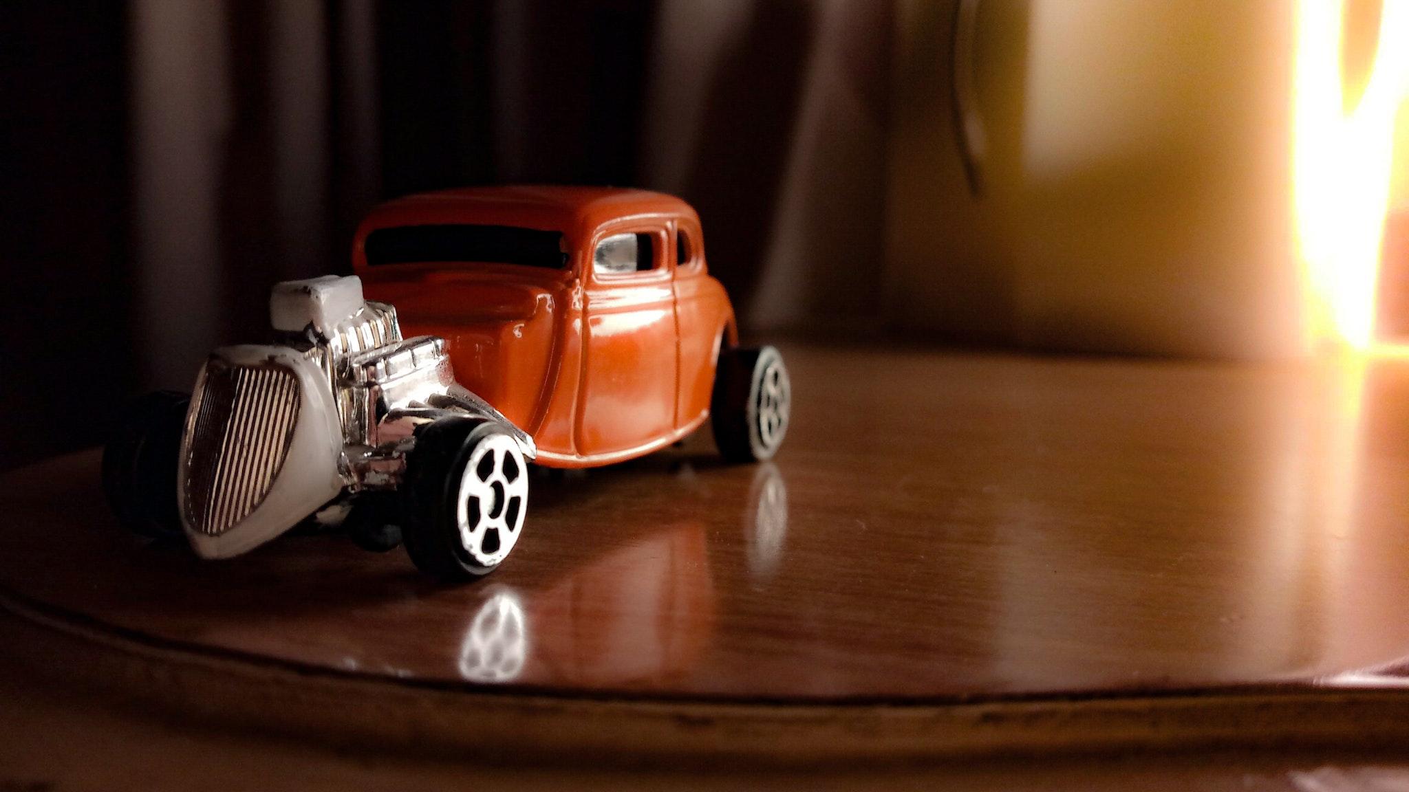 Model Car - HD Wallpaper