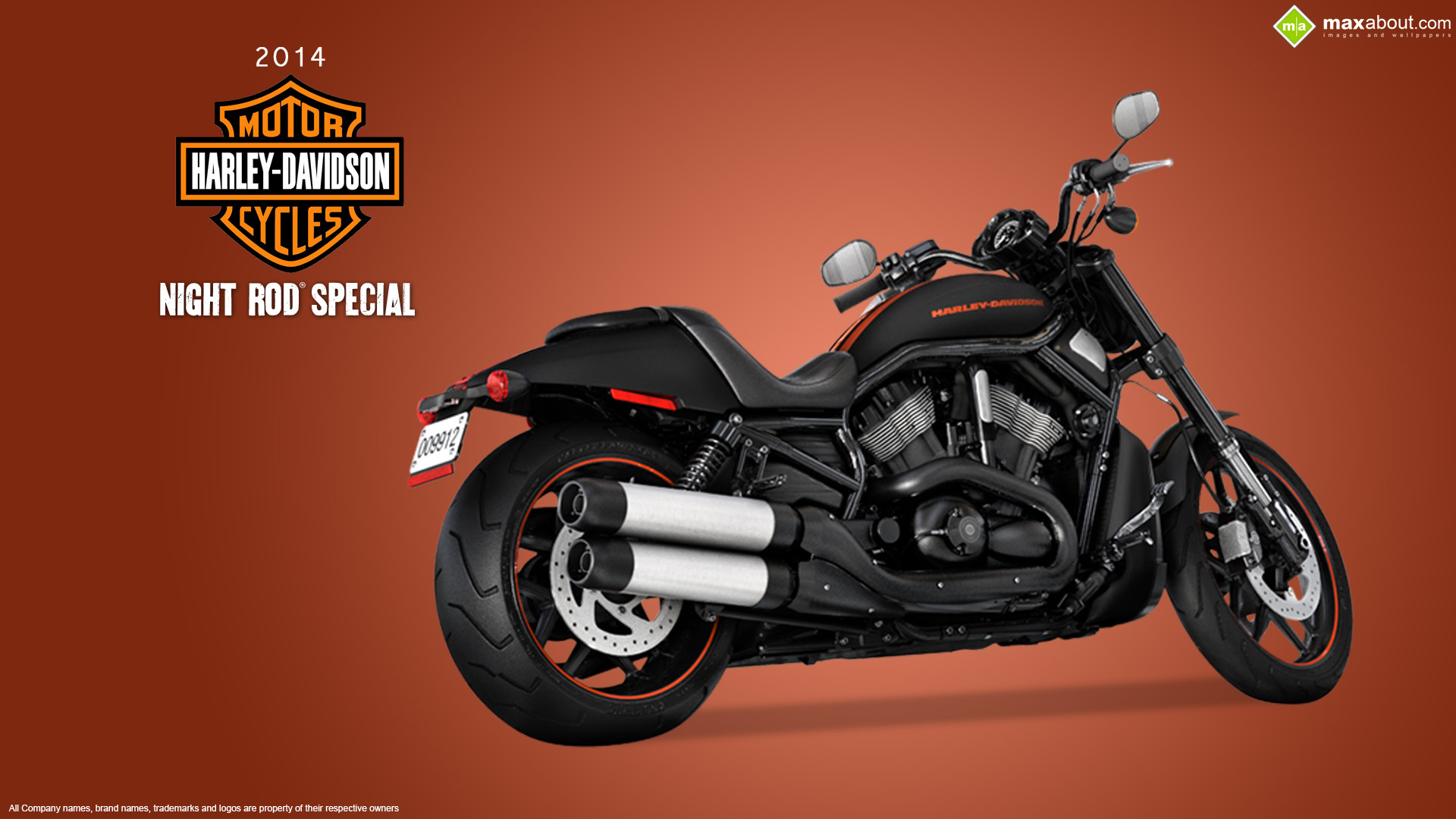 Harley Davidson Night Rod Wallpapers High Quality For Harley Davidson Night Rod 1920x1080 Wallpaper Teahub Io