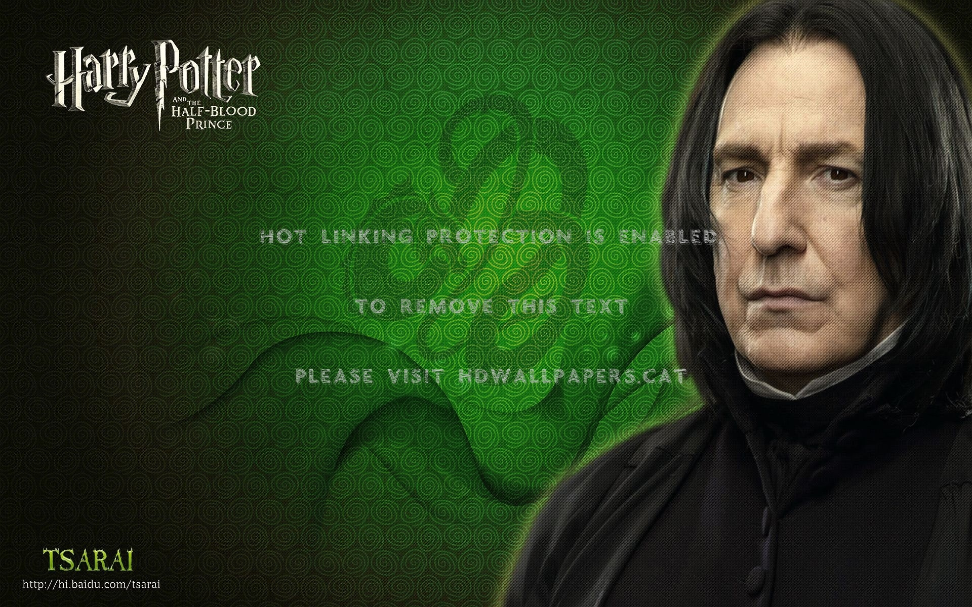 Severus Snape Dg Fe Wer Htr Fsf People - Harry Potter And The Deathly Hallows: Part Ii (2011) - HD Wallpaper
