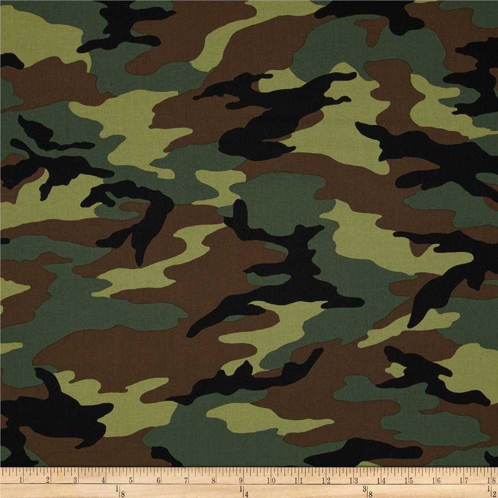 Army Camouflage Print - HD Wallpaper