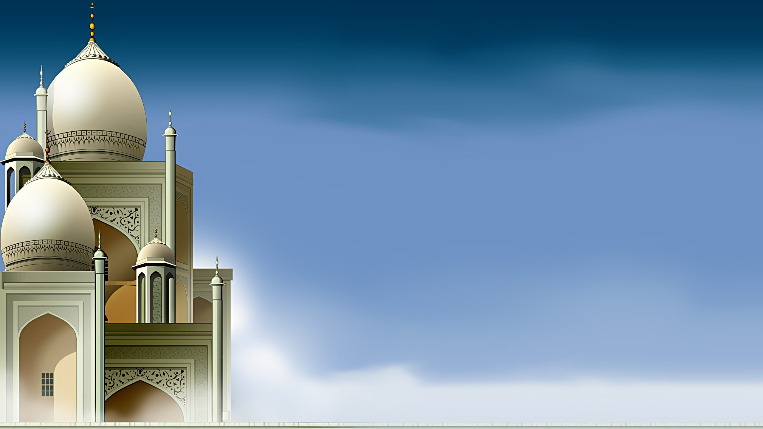 Islamic Pictures Hd 2560x1440 Wallpaper Teahub Io