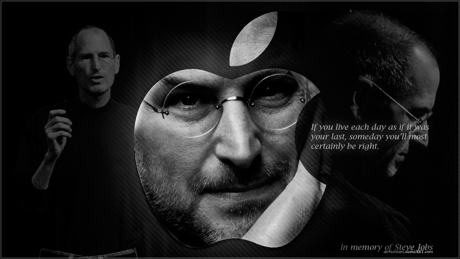 Steve Jobs Quotes - HD Wallpaper