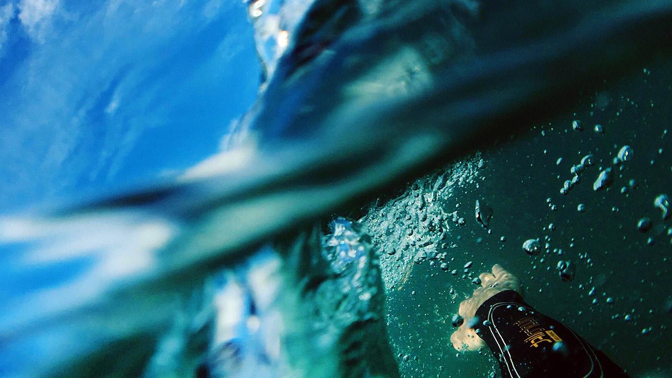 Desktop Wallpaper Laptop Mac Macbook Air Nl98 Sea Blue - Summer Underwater Wallpaper Iphone - HD Wallpaper