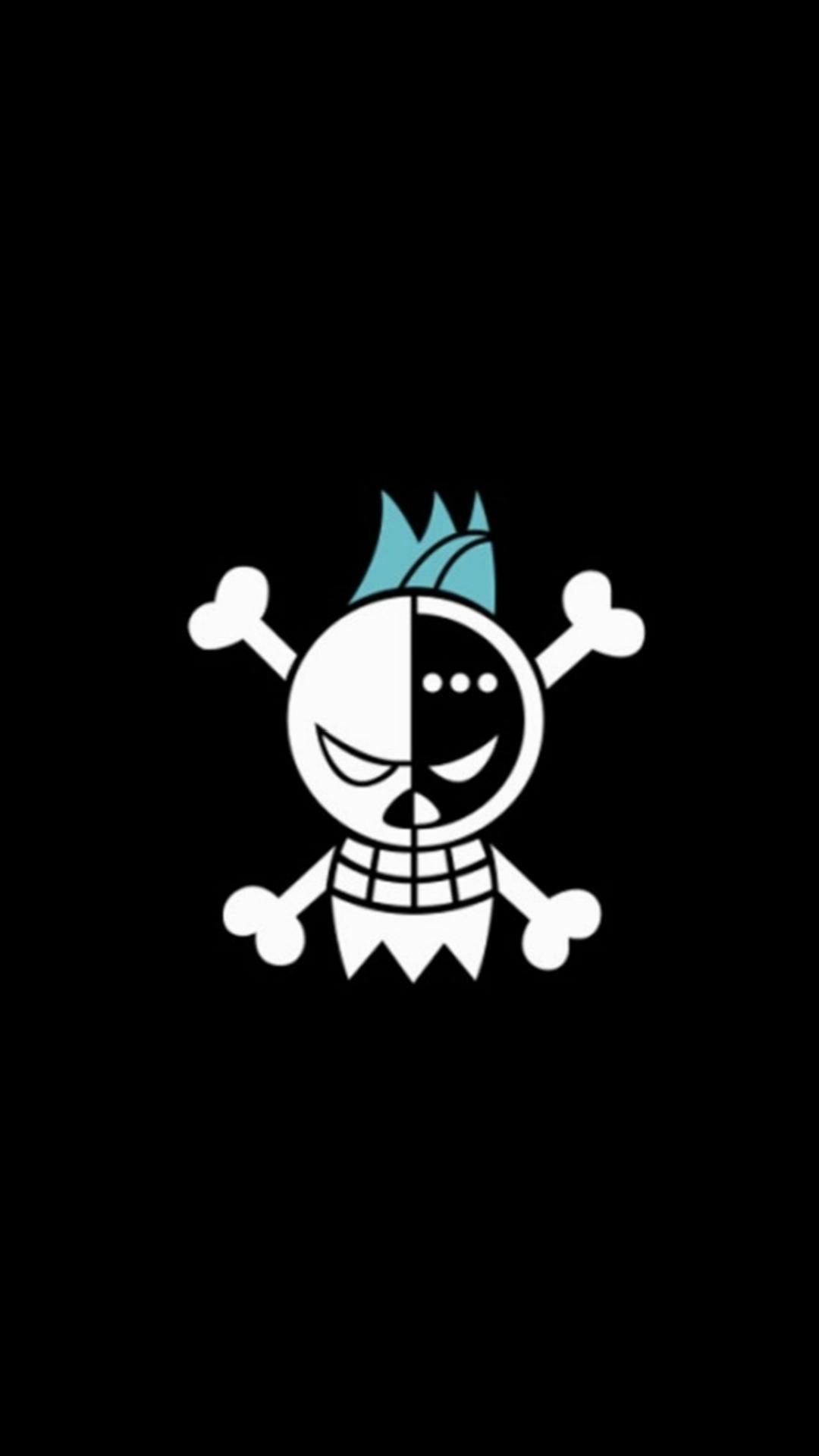 One Piece Iphone 6 Wallpaper Hd Black 1080x1920 Wallpaper Teahub Io