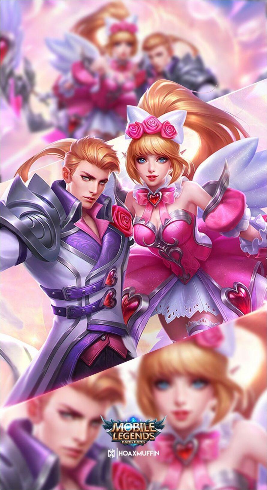 Wallpaper Alucard Ml Full Hd Pasangan Hero Mobile Legends 890x1630 Wallpaper Teahub Io