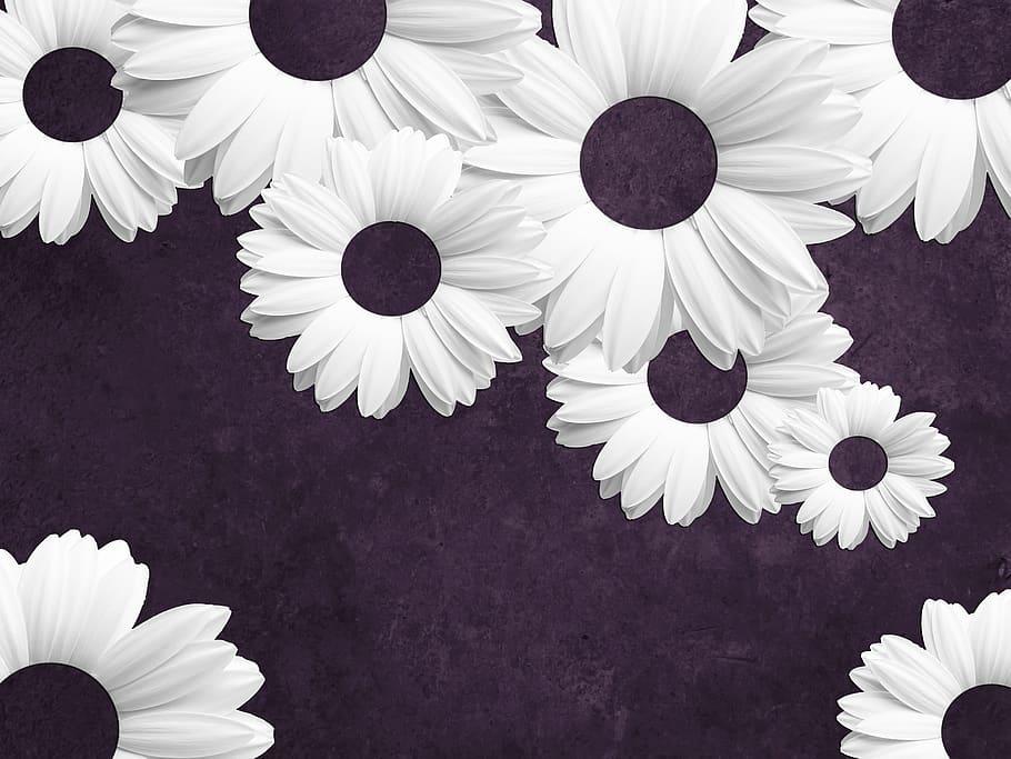 Flower, Floral, Nature, Desktop, Beautiful, Wallpaper, - Flowers - HD Wallpaper