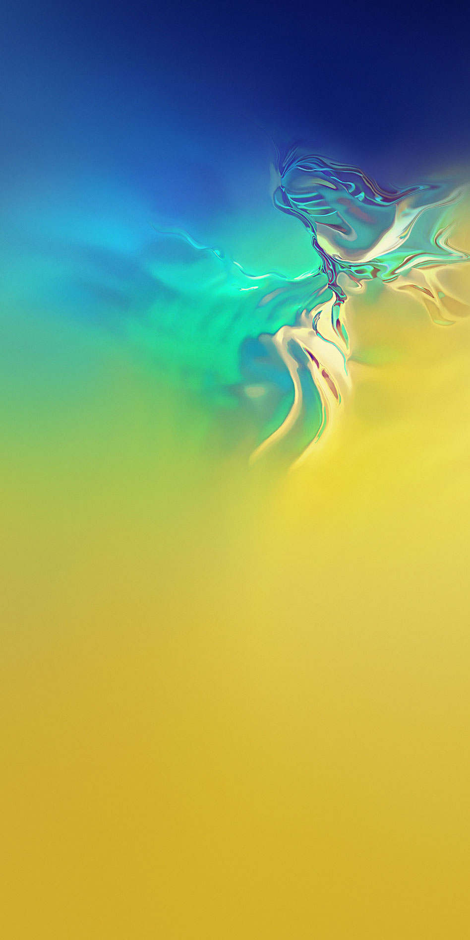 Samsung Galaxy S10 Yellow Wallpaper Iphone Xs Max 948x1895 Wallpaper Teahub Io