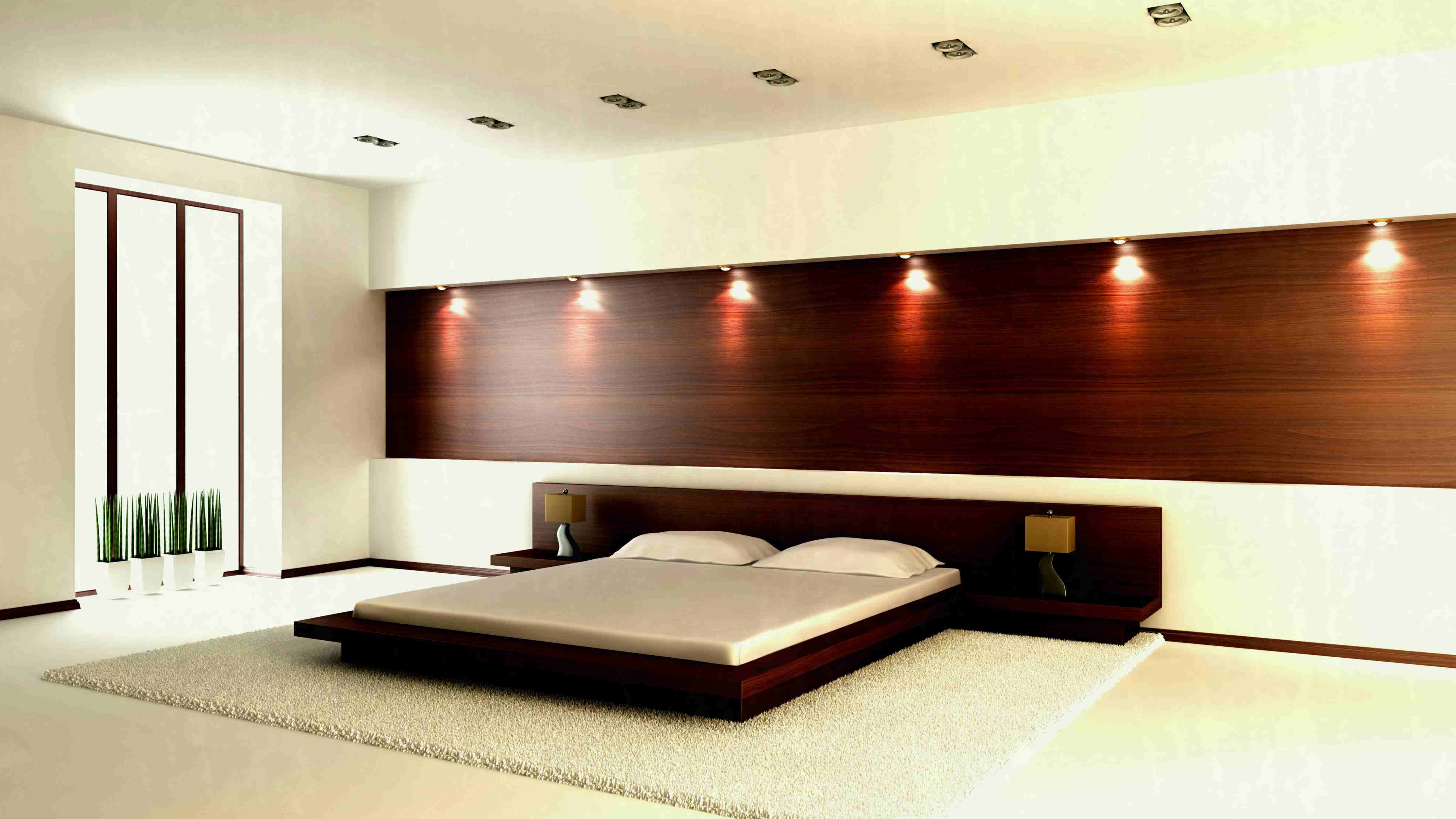 Simple And Modern Bedroom Design Beautiful Modern Bedroom - Very Modern Bedroom Sets - HD Wallpaper