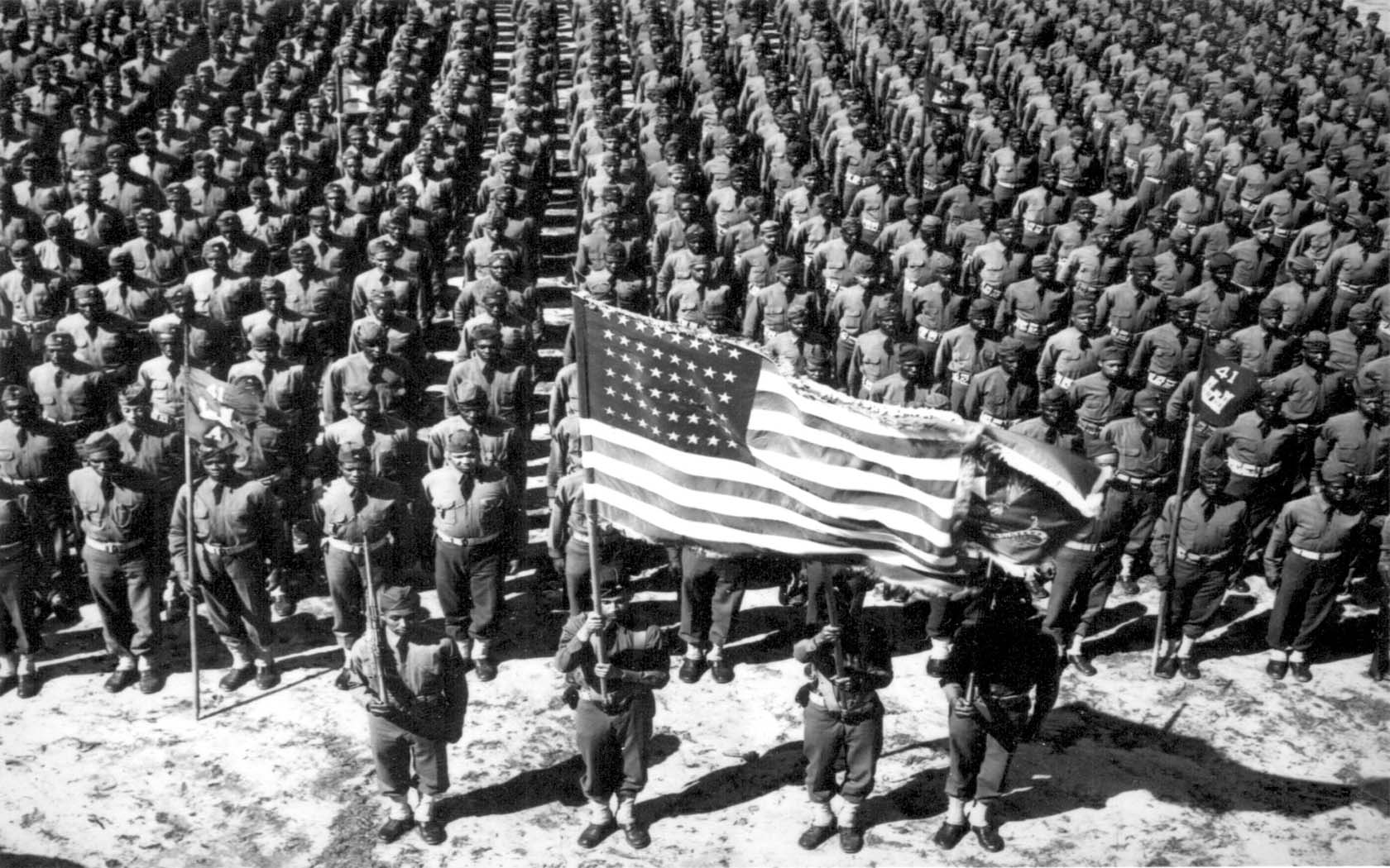 Usa And The Second World War - HD Wallpaper