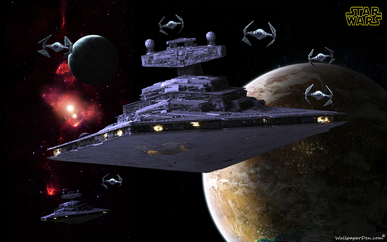 Getting Started Imperial Star Destroyer Art 1280x800 Wallpaper Teahub Io