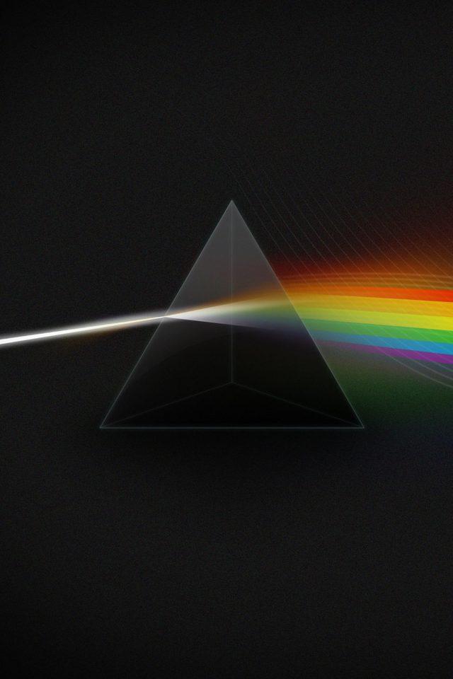 Pink Floyd Dark Side Of The Moon Music Art Iphone Wallpaper - Iphone 6 Pink Floyd - HD Wallpaper