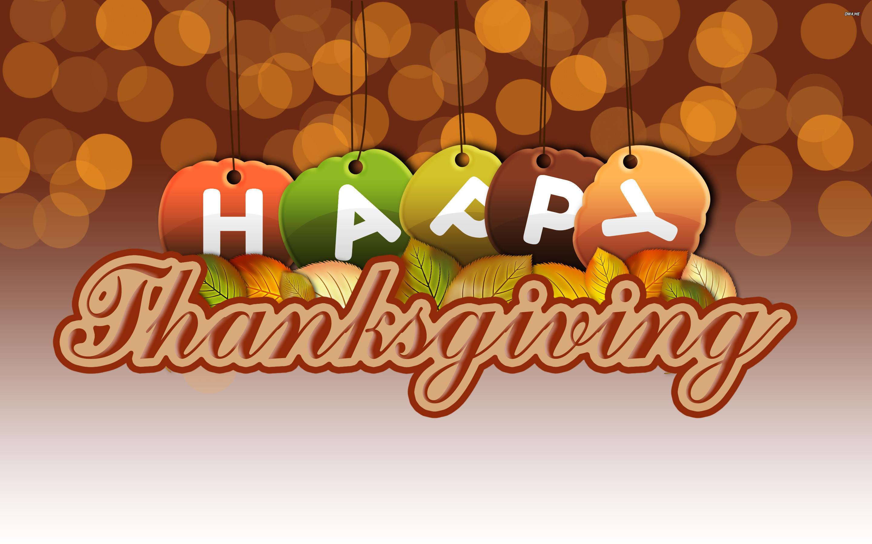 Free Thanksgiving Wallpapers Hd & Desktop Backgrounds - Happy Thanksgiving Holidays For Thanksgiving - HD Wallpaper