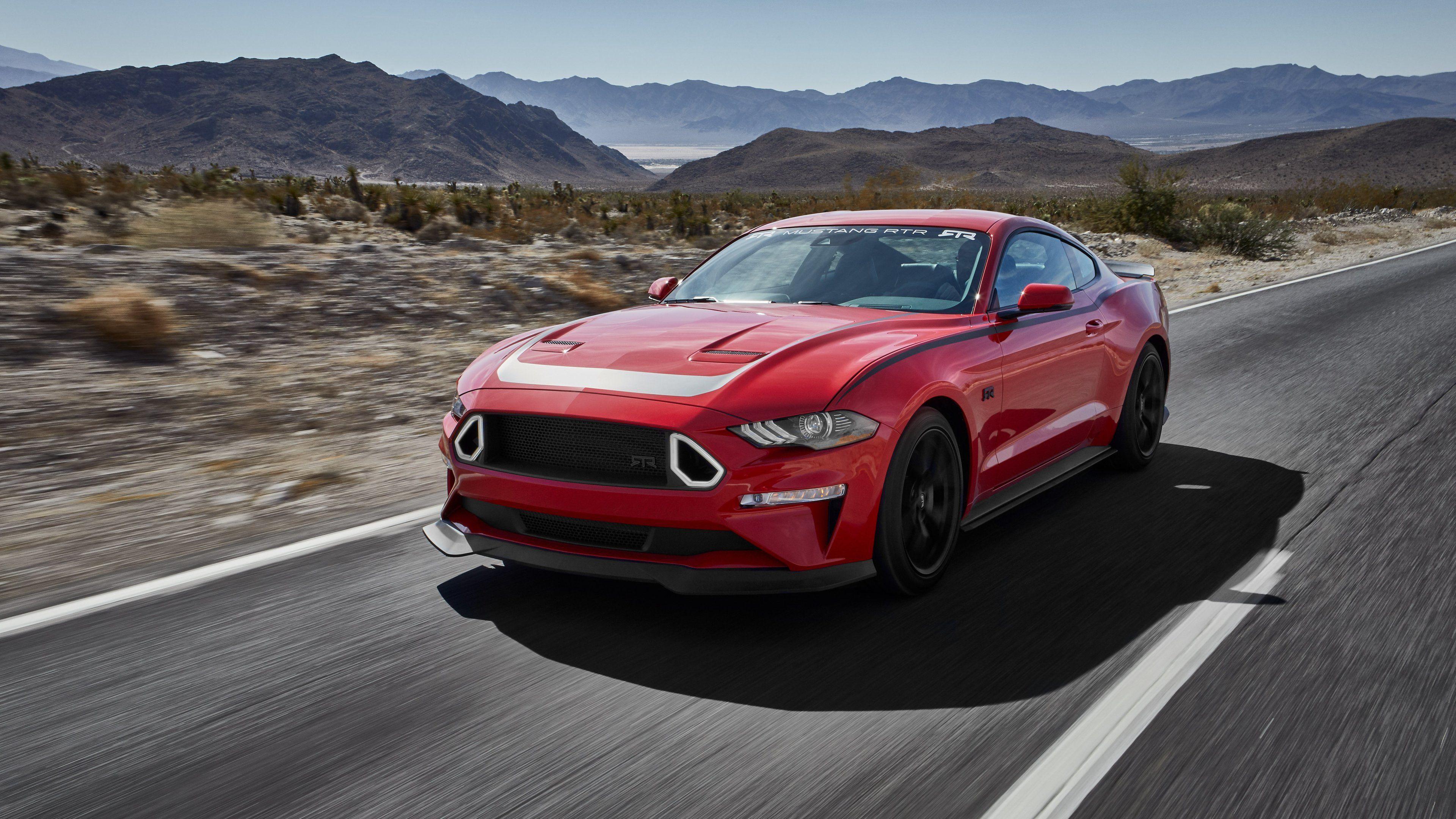 Ford Mustang Rtr 2019 3840x2160 Wallpaper Teahub Io