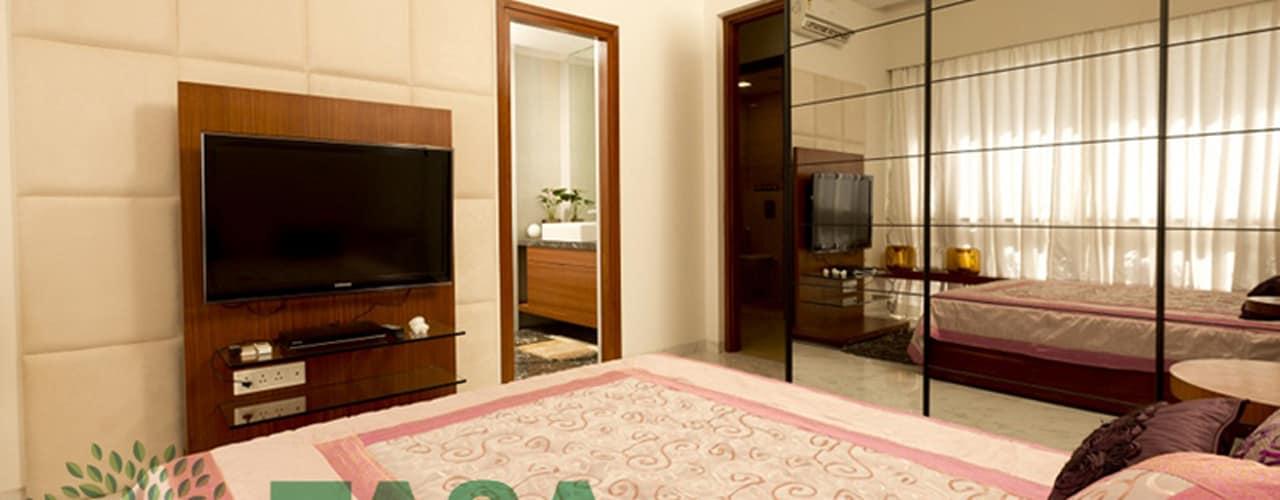 Modern By Homify Modern Bedroom Interior Design India 1280x500 Wallpaper Teahub Io
