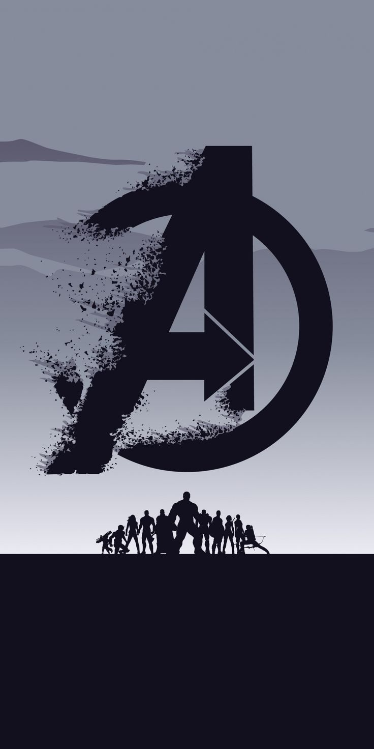 Marvel Wallpaper 4k Iphone 736x1472 Wallpaper Teahub Io