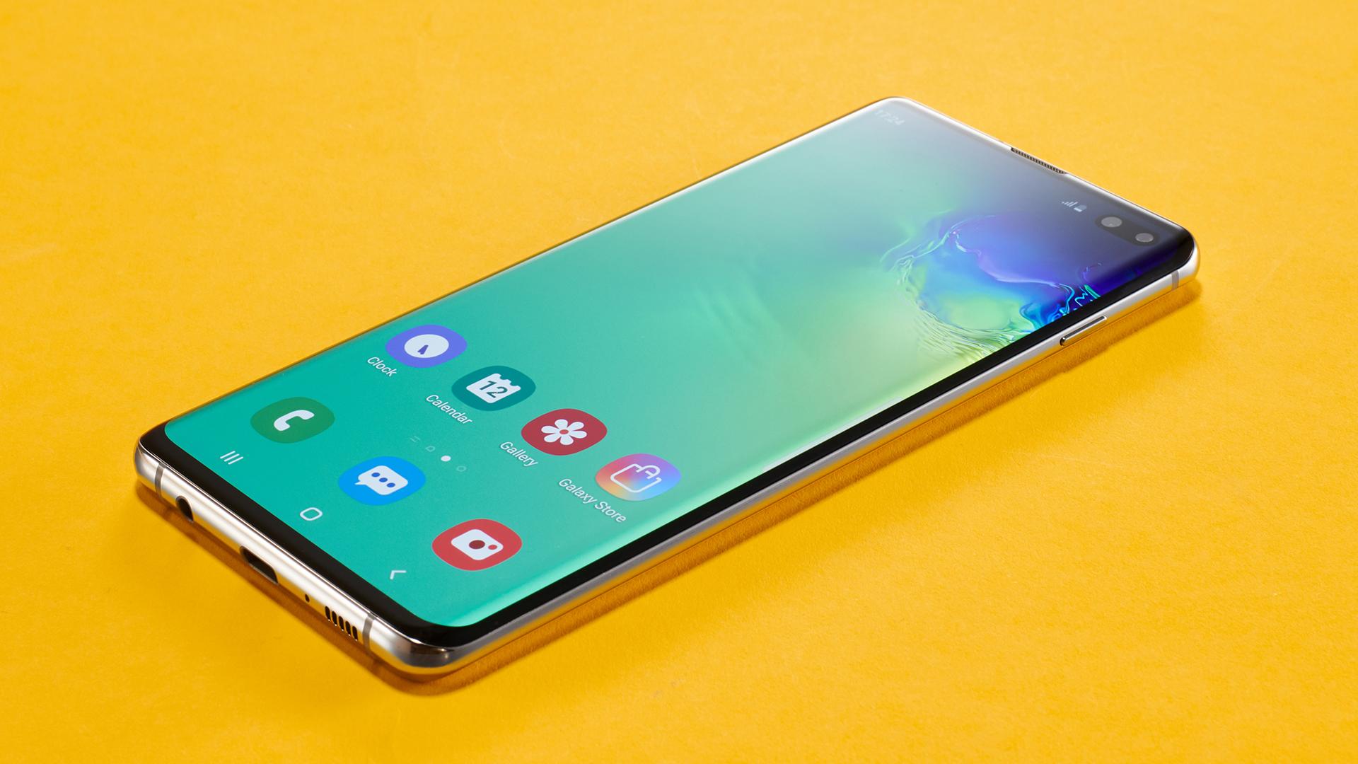 Samsung Galaxy S10 Samsung Galaxy S10 Plus 1920x1080 Wallpaper Teahub Io