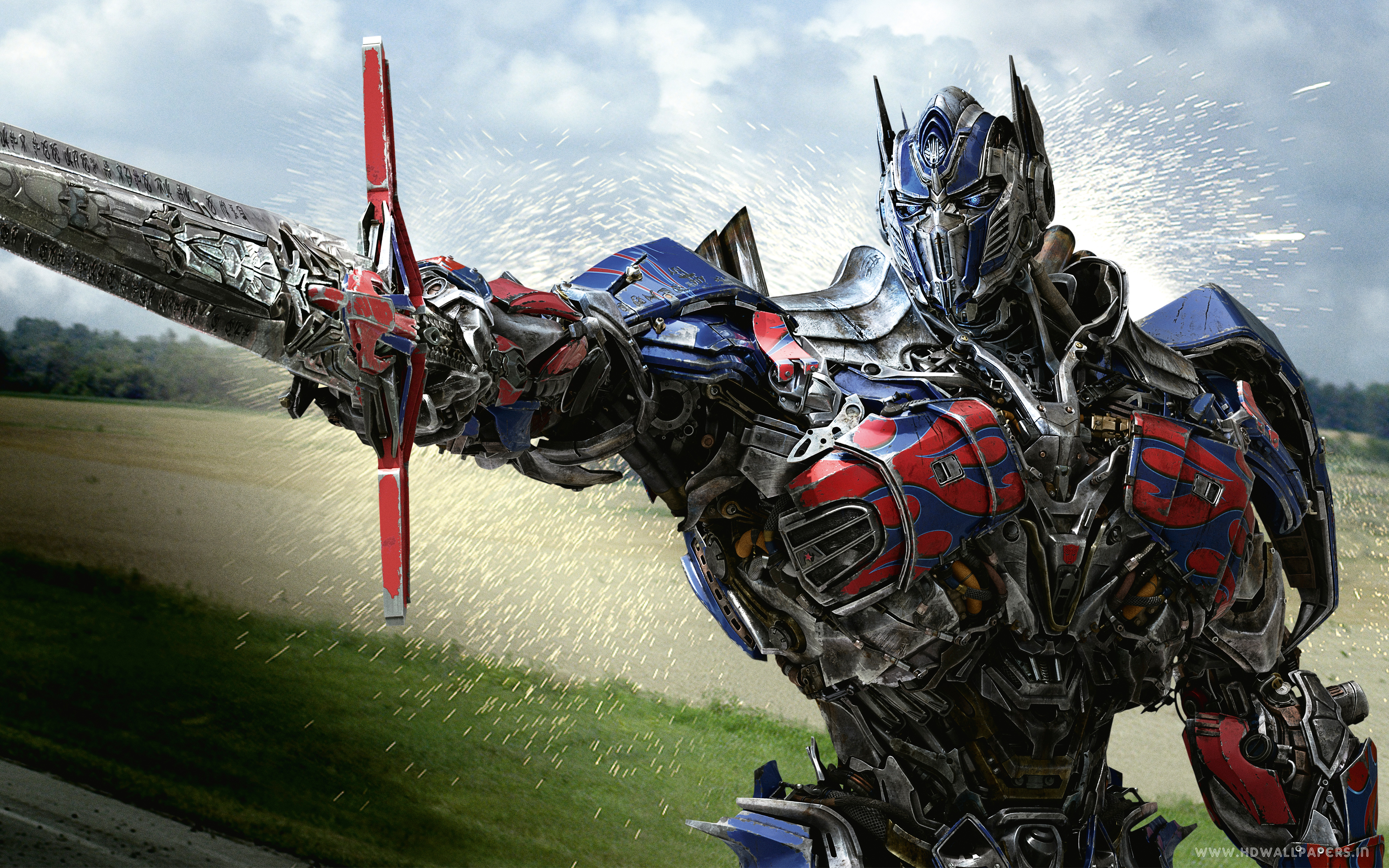 Optimus Prime In Transformers 4 Age Of Extinction - Optimus Prime Wallpaper Hd Transformers 4 - HD Wallpaper