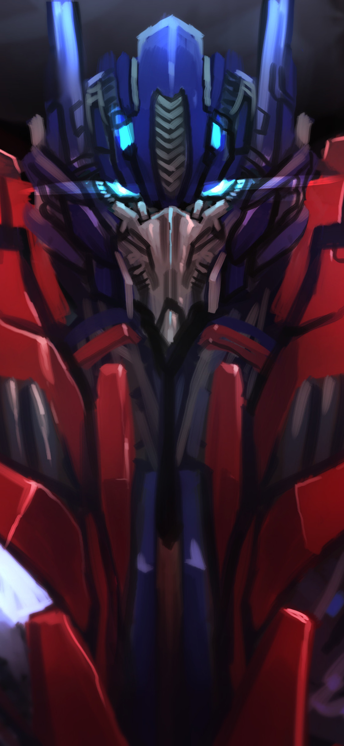 Optimus Prime Transformers Wallpaper 4k - HD Wallpaper