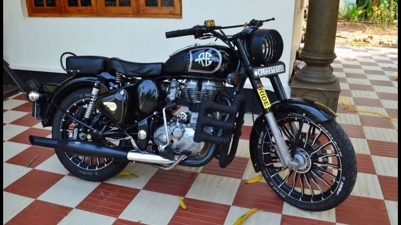 Royal Enfield Classic 350 Best Modified 1280x720 Wallpaper Teahub Io