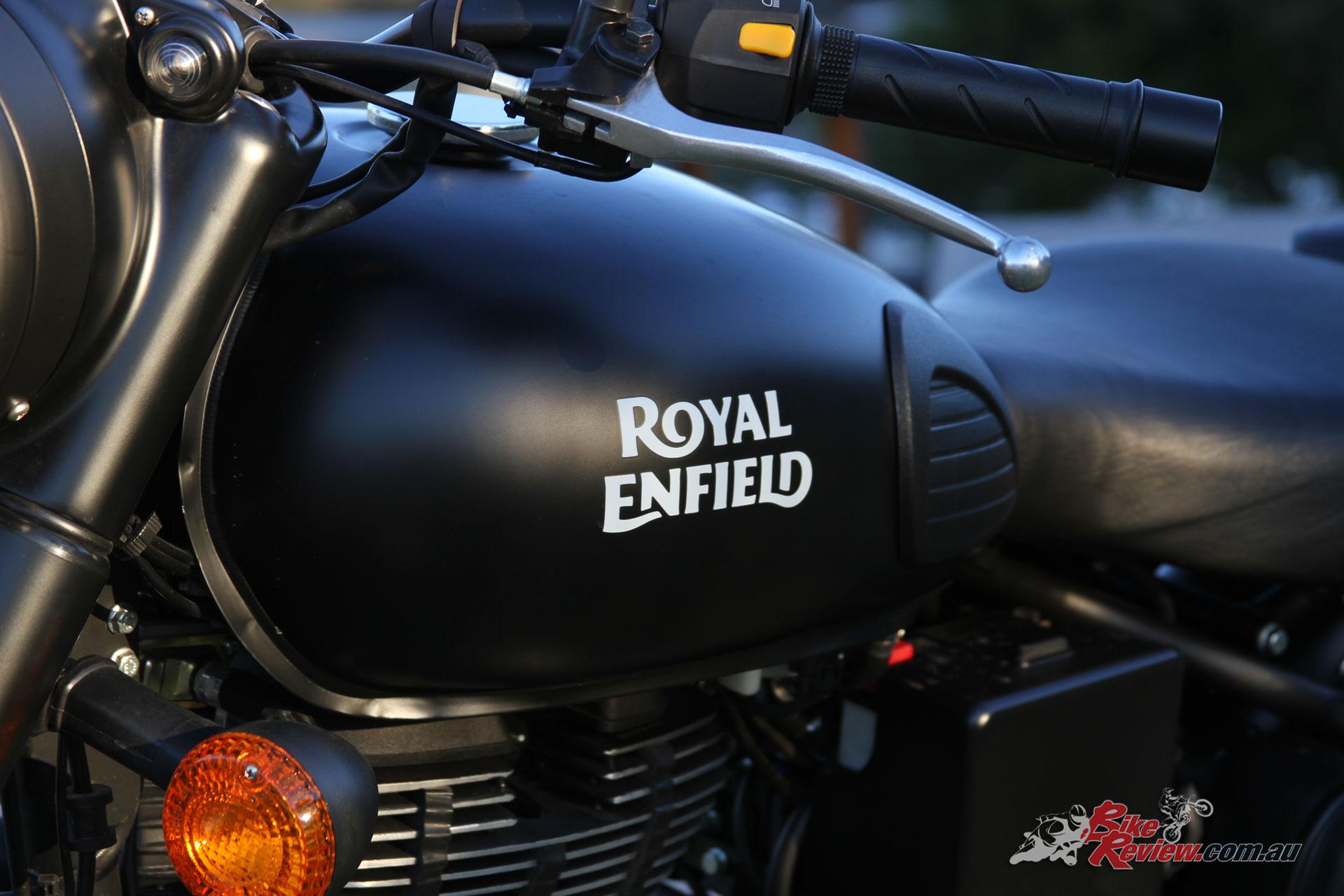 Royal Enfield Stealth Black Abs 1920x1280 Wallpaper Teahub Io