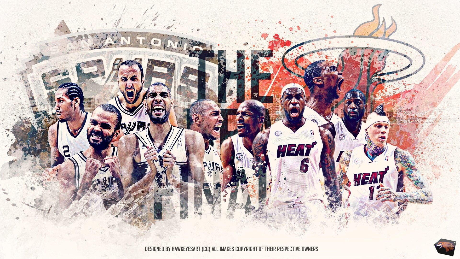 Nba Finals Wallpaper - Miami Heat - HD Wallpaper
