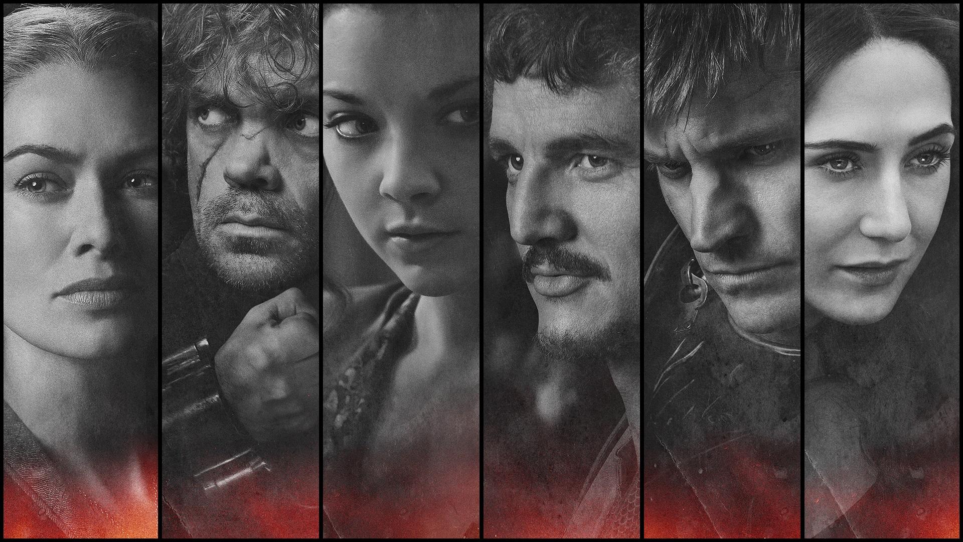 Game Of Thrones Season 4 Character Poster - HD Wallpaper