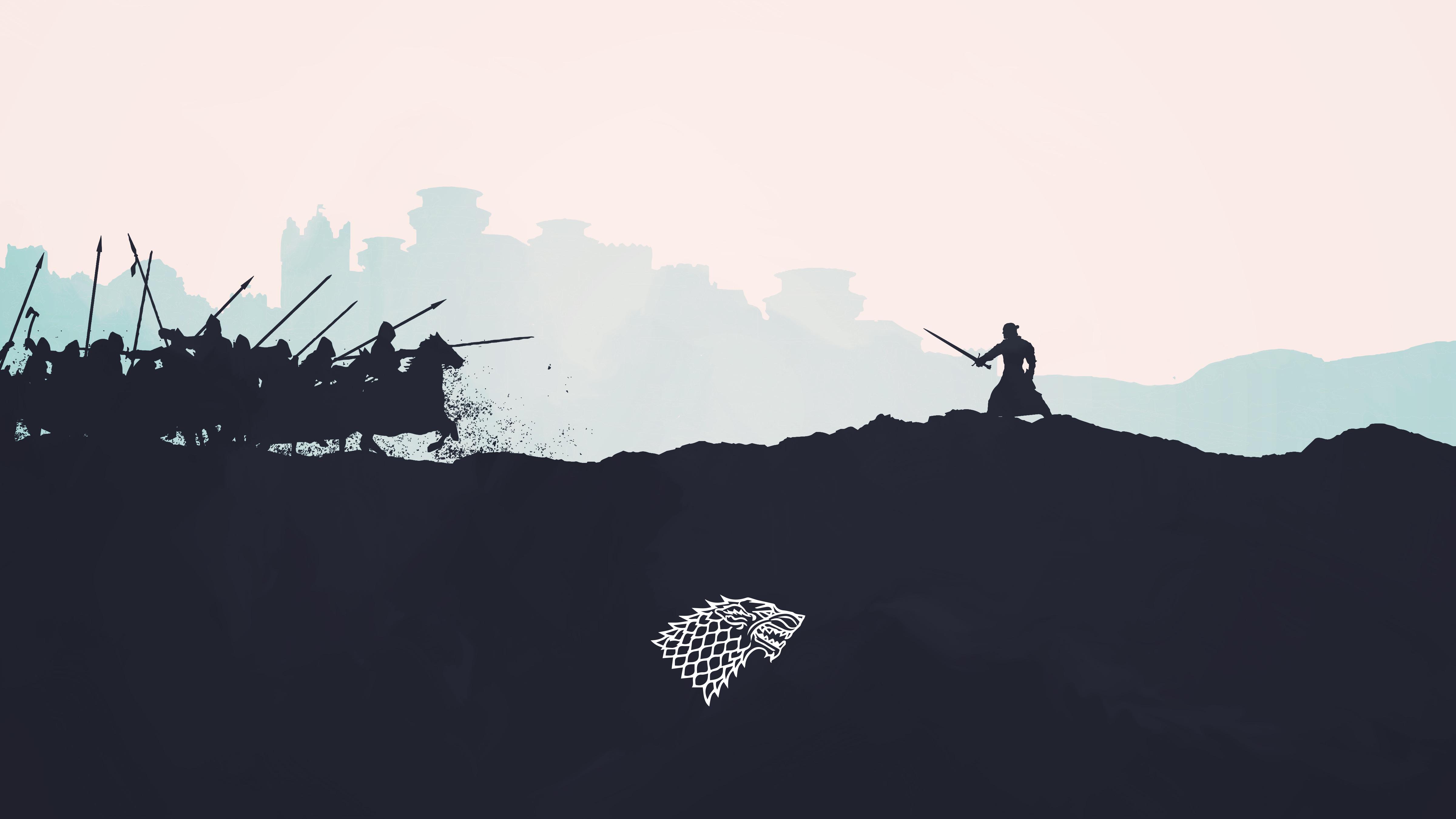 Game Of Thrones 4k Desktop Backgrounds Wallpaper   - Minimalist Macbook Wallpaper Hd - HD Wallpaper