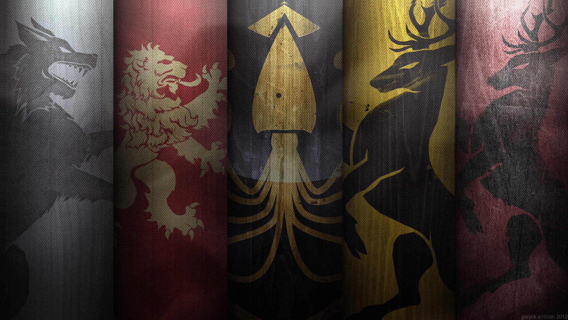 Game Of Thrones Hd Wallpapers Iphone Pc Download Free - Game Of Thrones Baratheon Sigil - HD Wallpaper