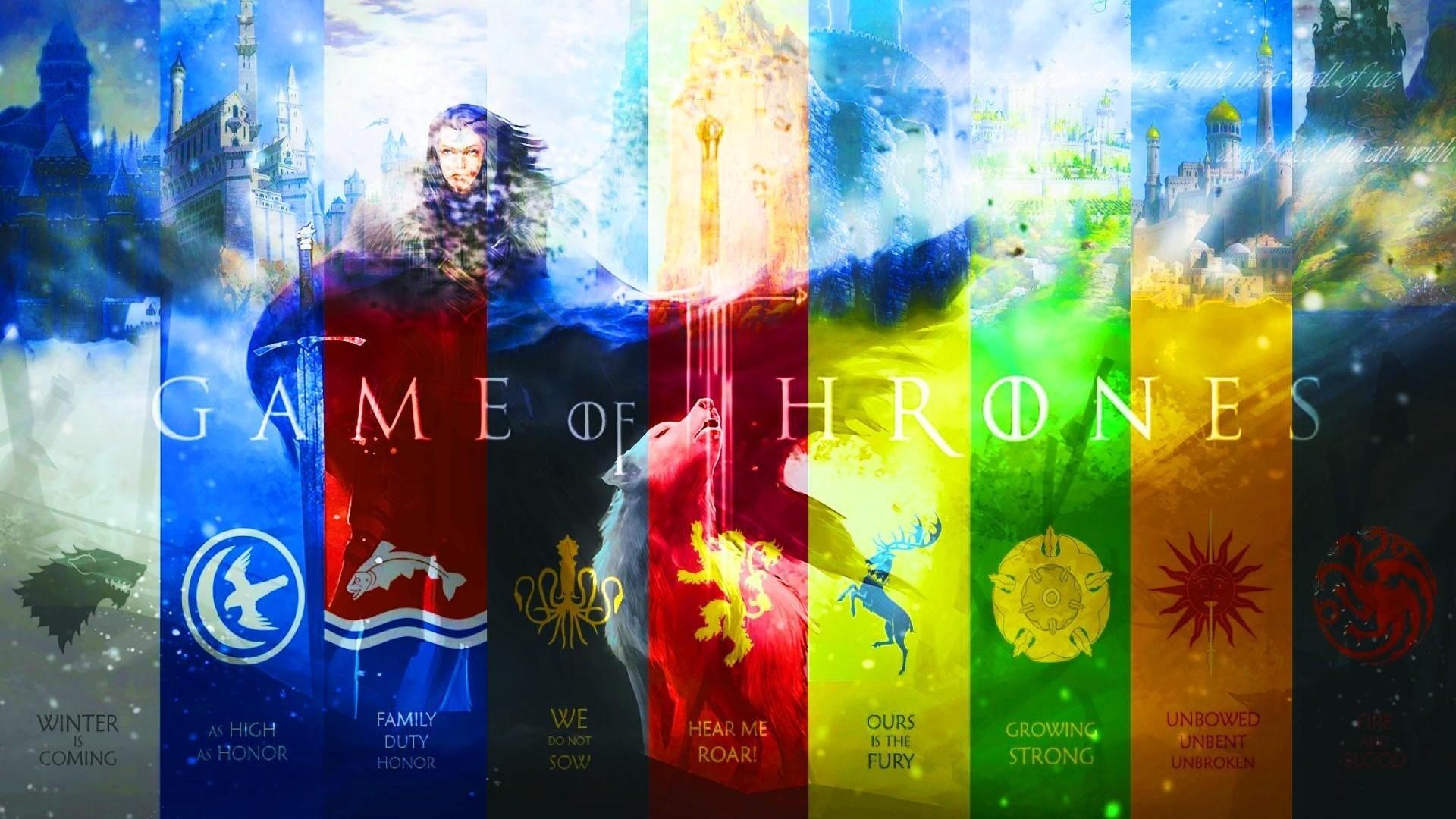 Cool Game Of Thrones Wallpaper-81w5lu2 - Desktop Backgrounds Game Of Thrones Wallpaper Hd - HD Wallpaper