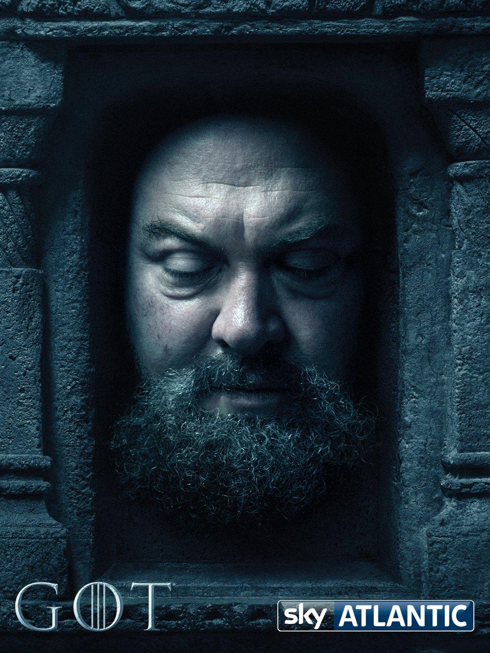 Game Of Thrones Robert Baratheon Poster - HD Wallpaper