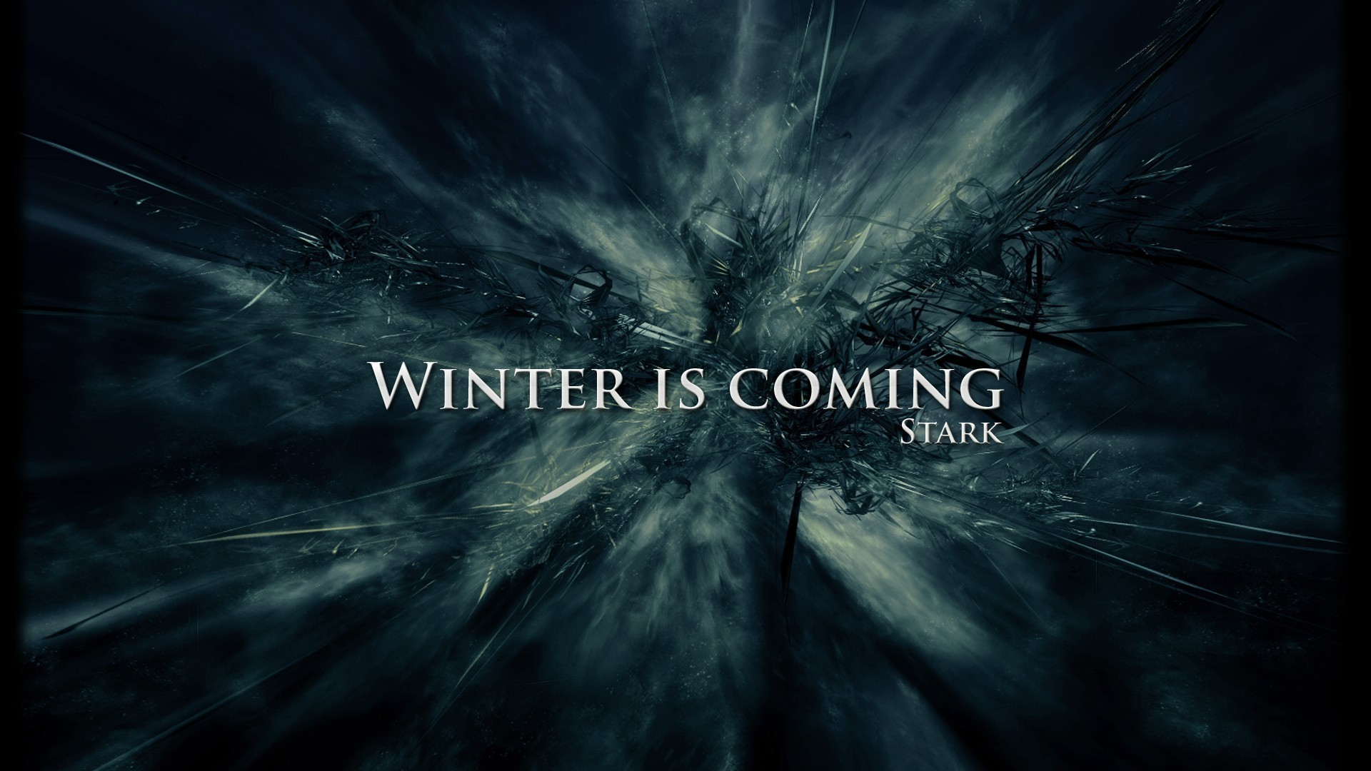 Game Of Thrones, A Song Of Ice And Fire, House Stark, - Game Of Thrones Poster Winter Is Coming - HD Wallpaper