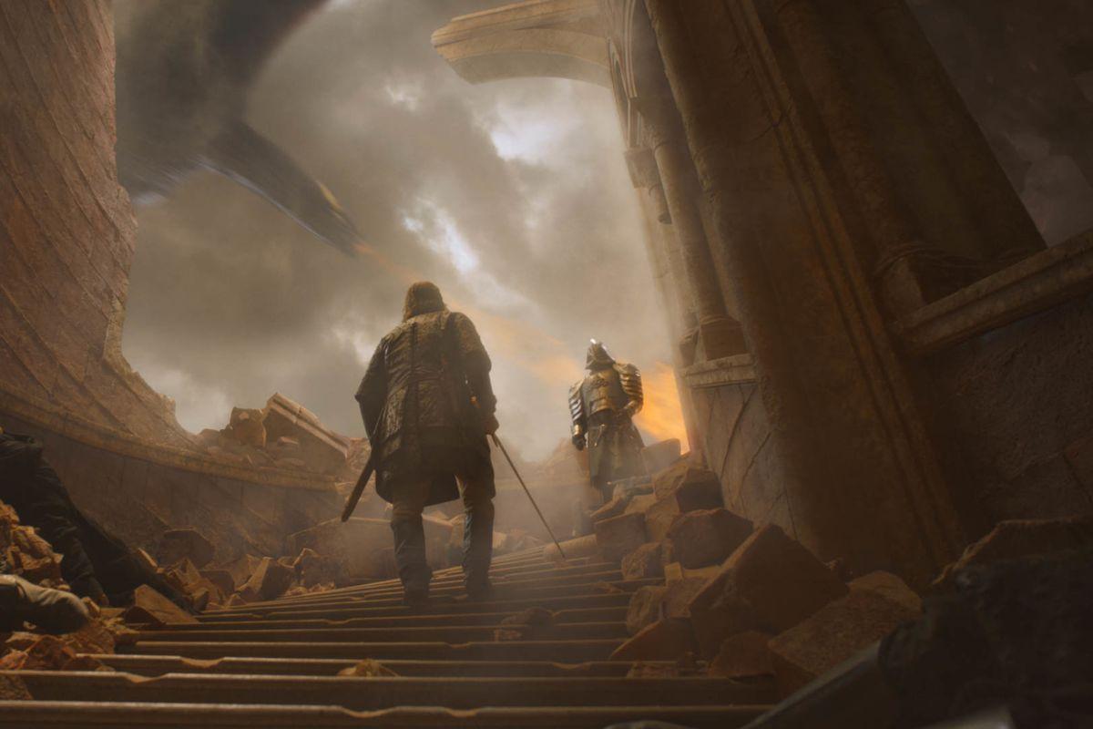 Clegane Bowl Ser Gregor Sandor Game Of Thrones Season - Hound Vs Mountain Season 8 - HD Wallpaper