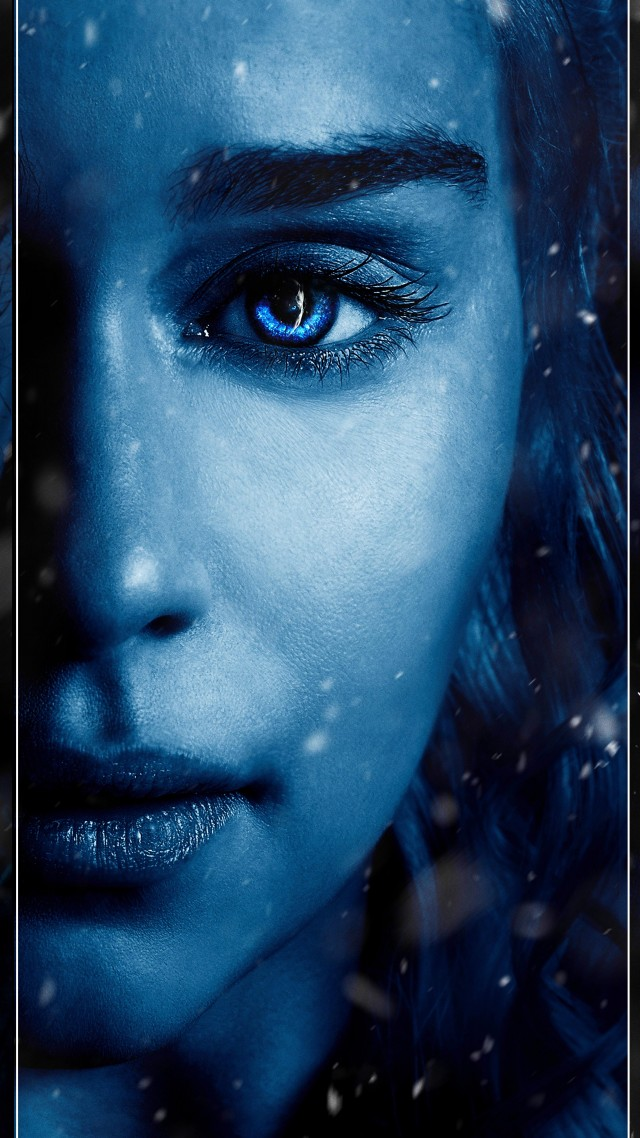 Game Of Thrones Season 7, Jon Snow, Daenerys Targaryen, - Daenerys Targaryen Wallpaper Iphone - HD Wallpaper