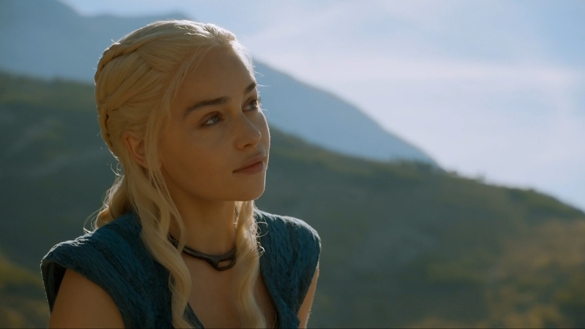 Daenerys Targaryen Wallpaper Hd 1080p Game Of Thrones - Daenerys Targaryen Game Of Thrones Desktop - HD Wallpaper