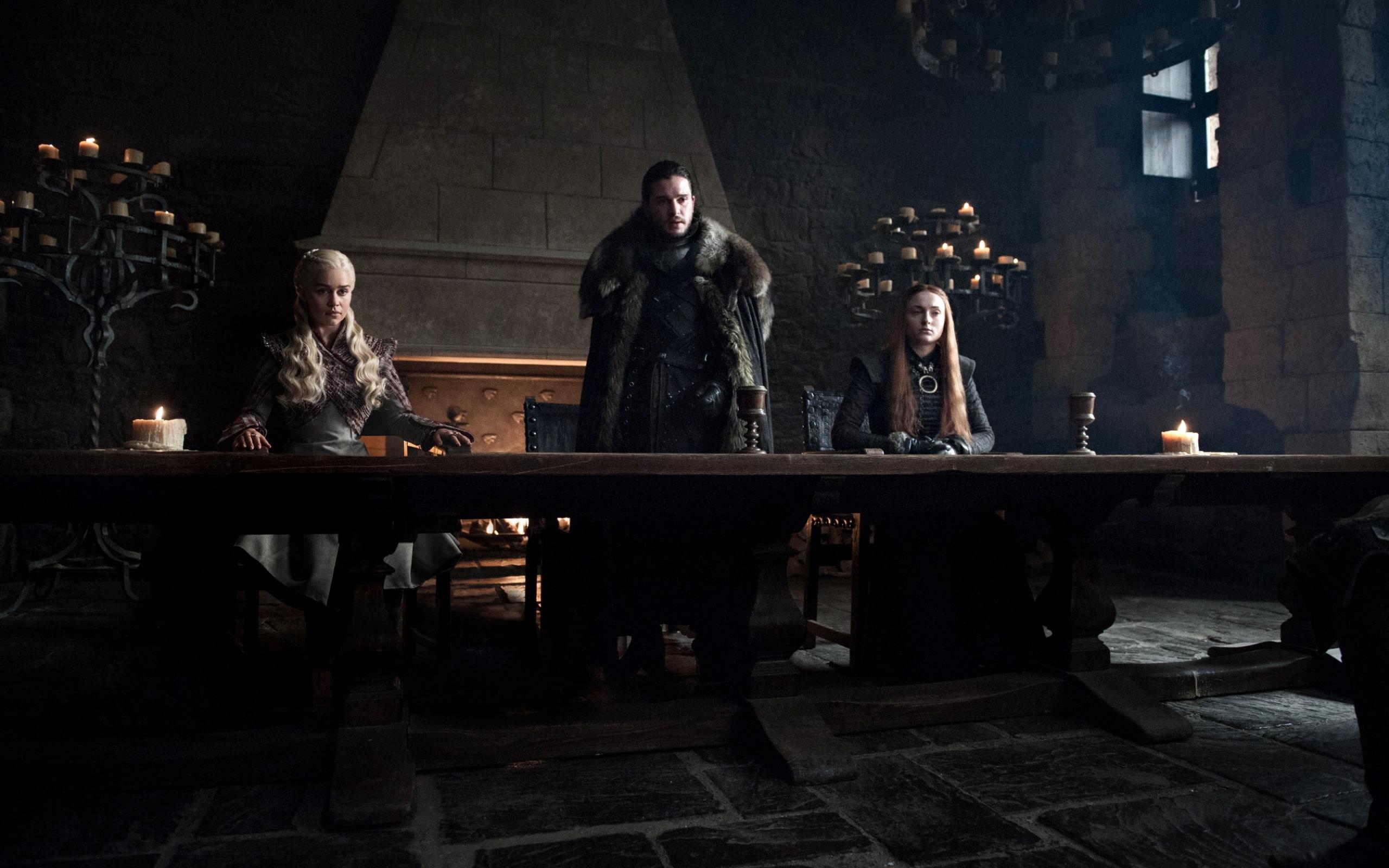 Wallpaper Of Daenerys Targaryen, Emilia Clarke, Game - Game Of Thrones Northern Council - HD Wallpaper