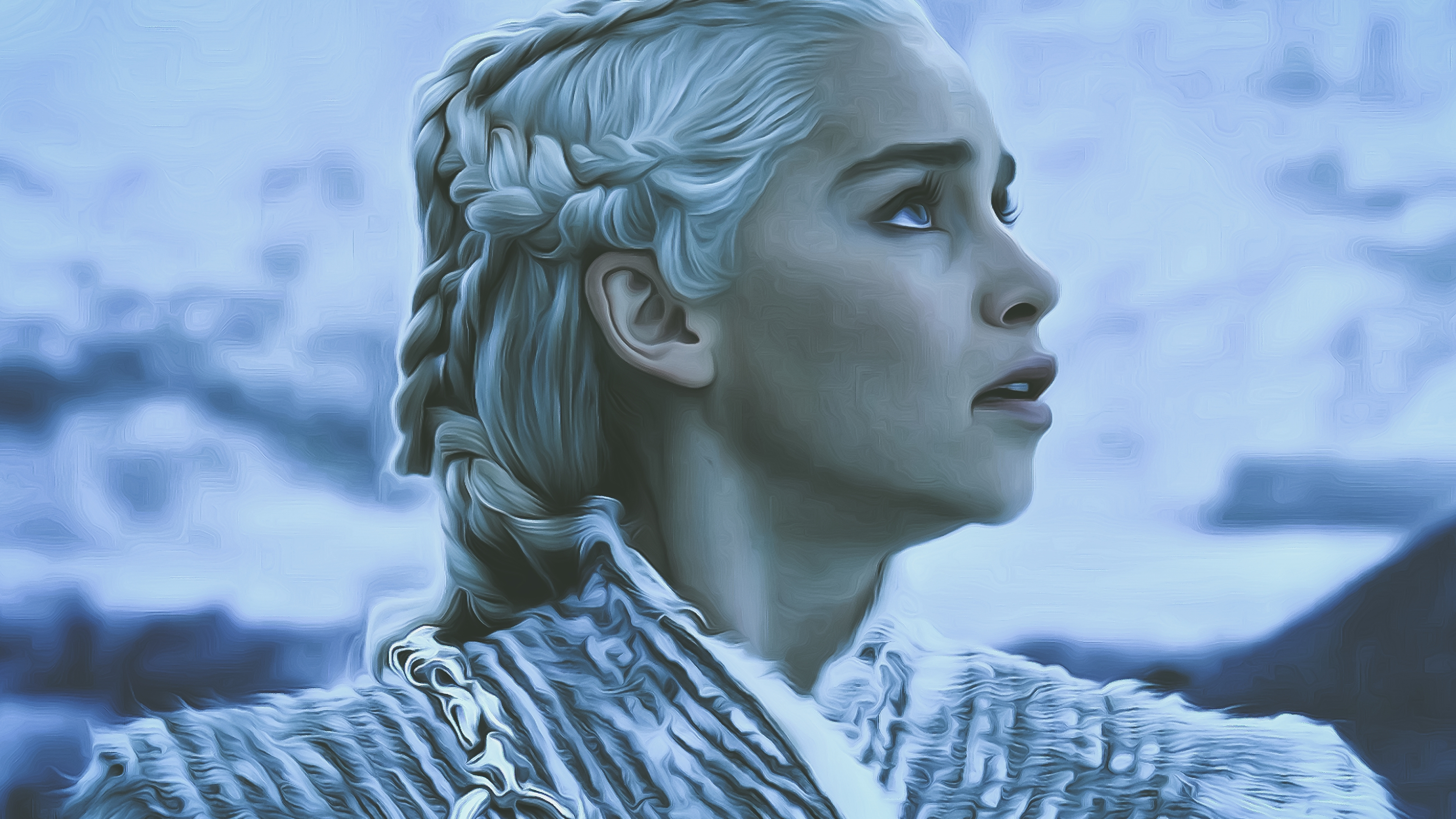 Game Of Thrones Ultra Hd 4k Wallpapers - Game Of Thrones Season 8 4k - HD Wallpaper