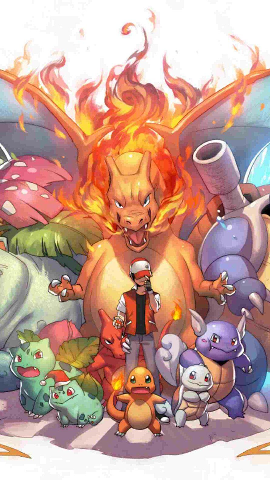 Pokemon Go Wallpapers In Ultra Hd 4k Gameranx Pokemon Wallpaper Hd 890x1582 Wallpaper Teahub Io
