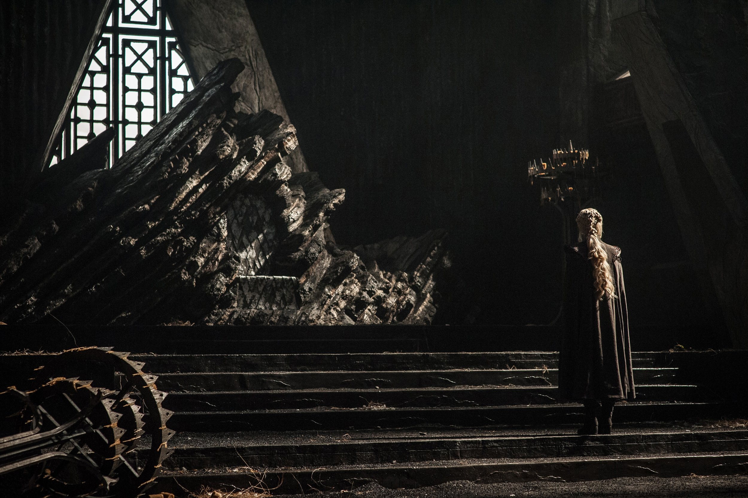 Game Of Thrones - Game Of Thrones Season 7 Episode 1 Dragonstone - HD Wallpaper