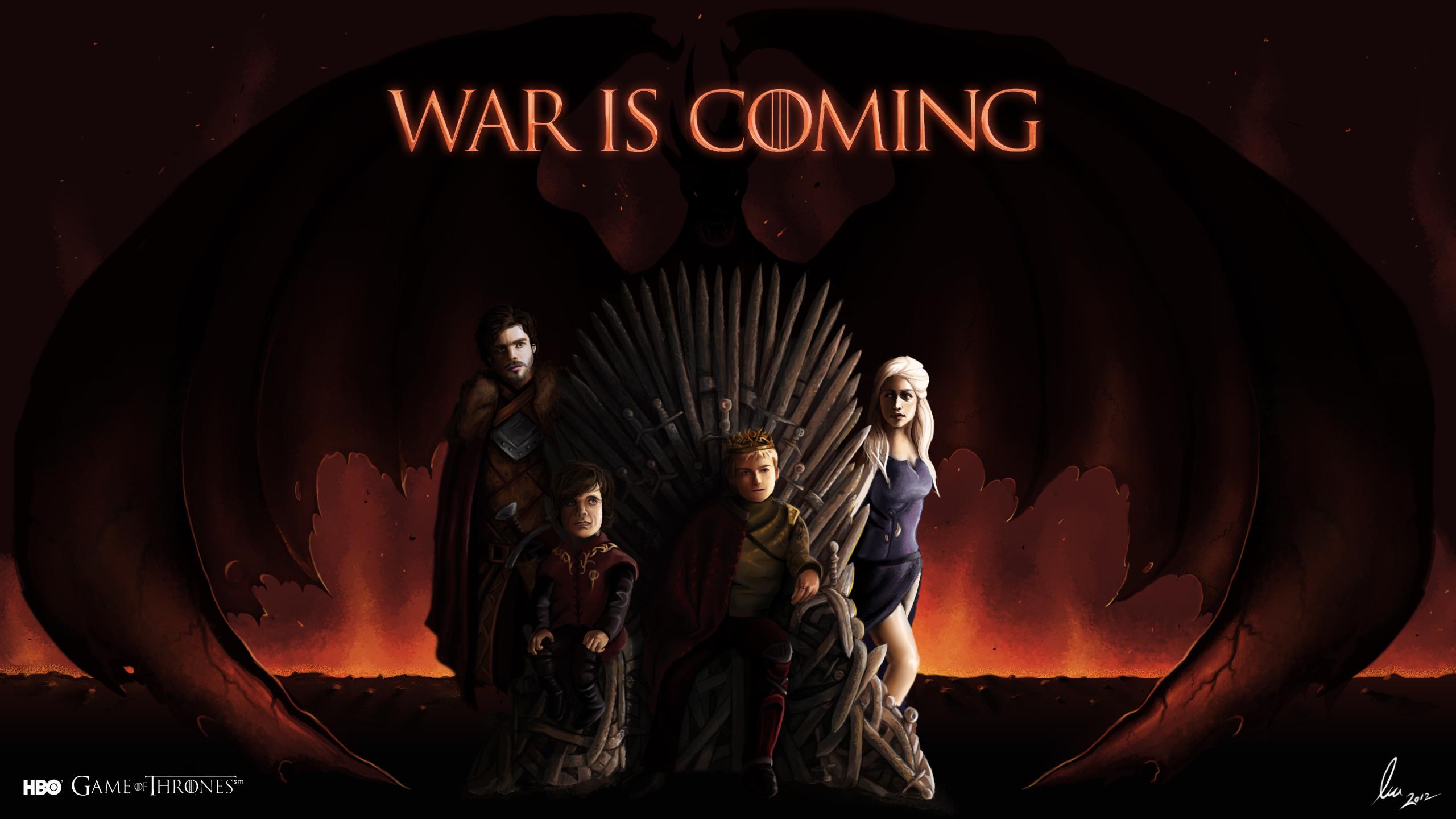 Game Of Thrones Wallpaper Hd Season 4 2560x1440 Wallpaper Teahub Io