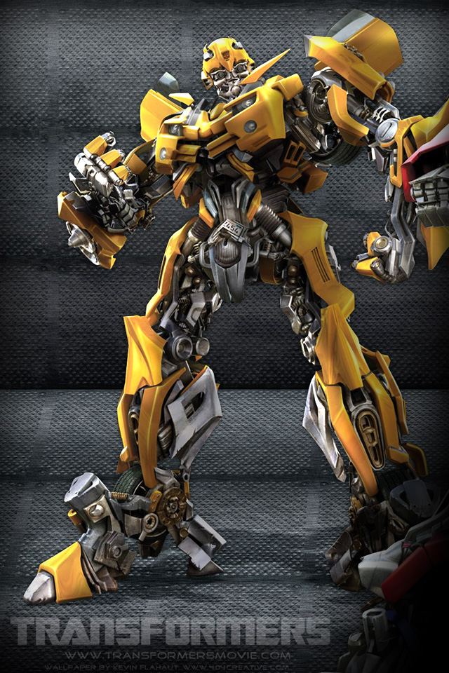 Bumblebee And Optimus Wallpaper 3d Image Num 6