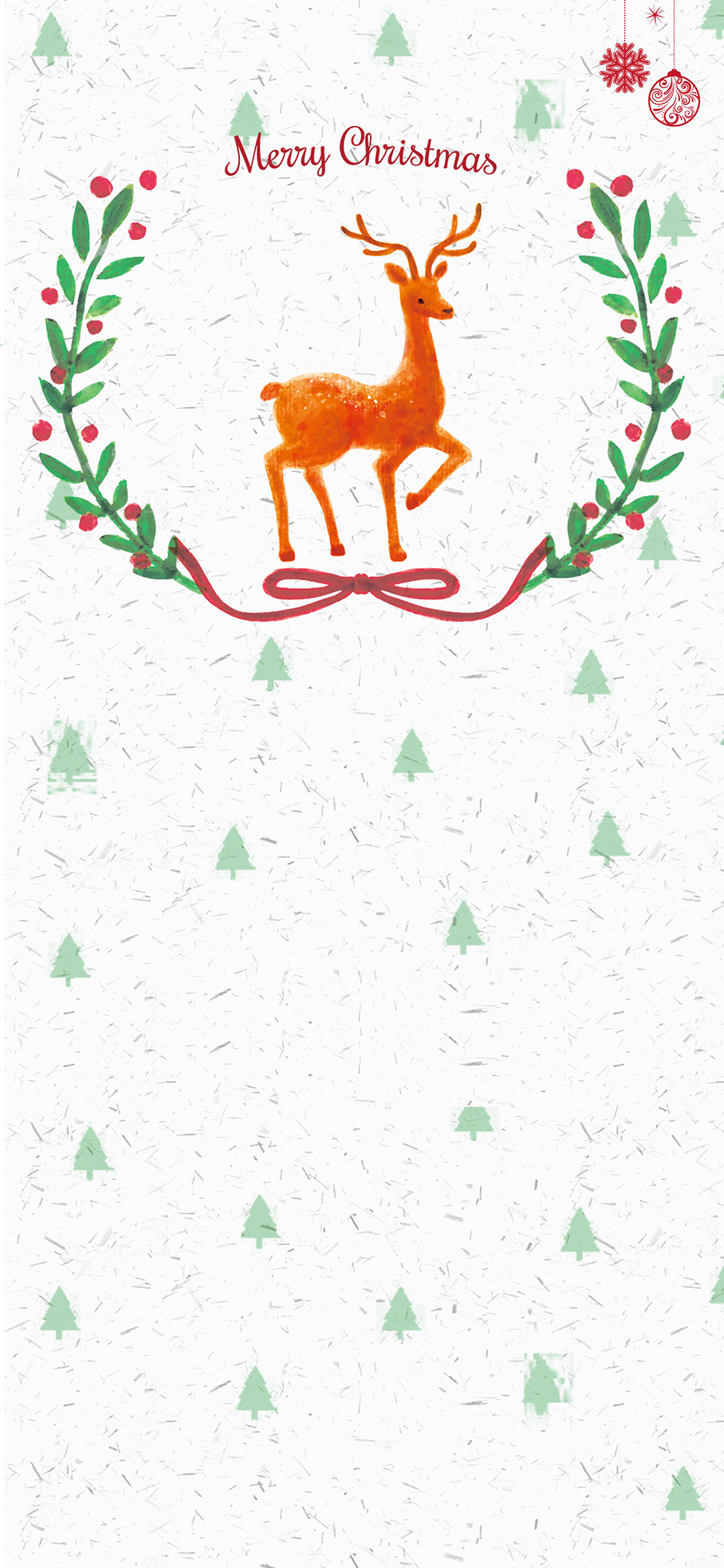 179 1792203 white reindeer reindeer christmas wallpaper for iphone