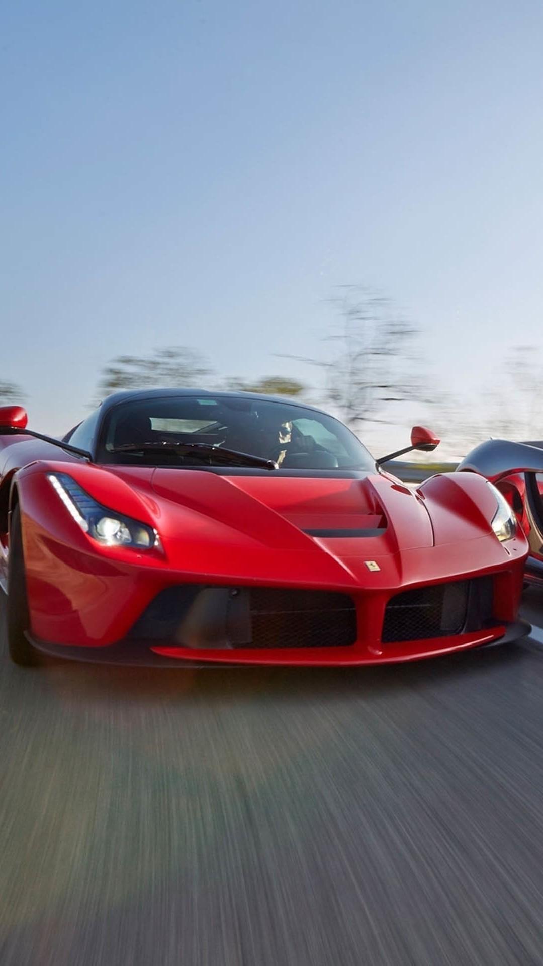 Fast Cool Cars - Ferrari Laferrari Hd Iphone - 1080x1920 ...
