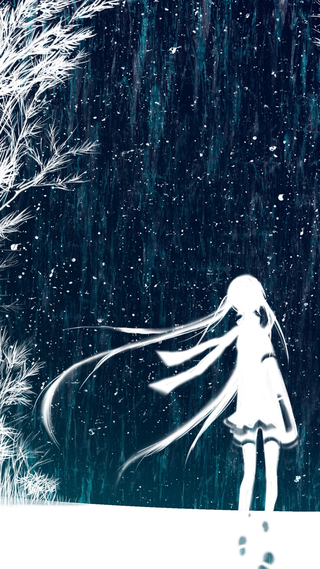 Pic Hwb3277 Anime Wallpaper Phone Dark 1080x1920 Wallpaper Teahub Io