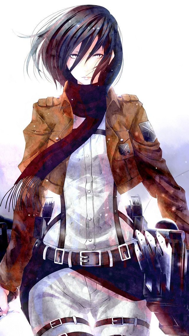 Anime Attack On Titan Hd - HD Wallpaper