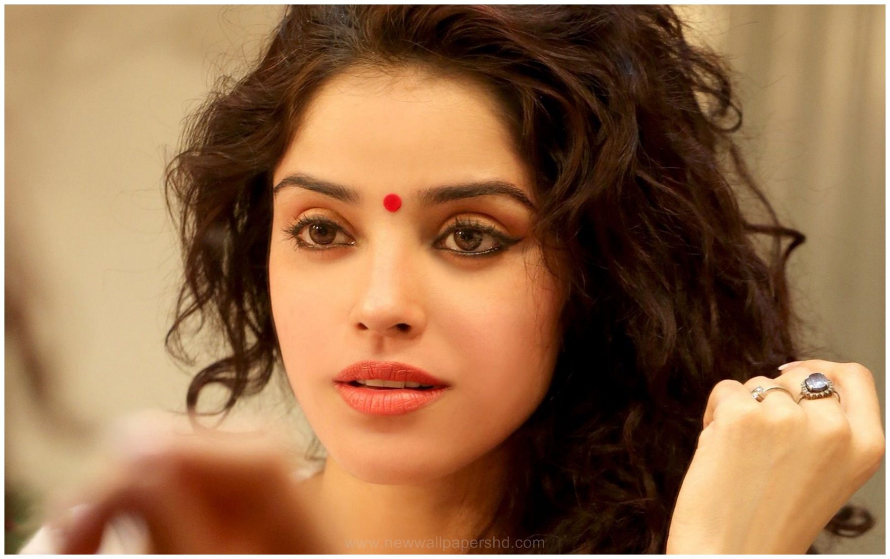 Image For Pia Bajpai Bollywood Actress Hd Wallpaper - Model Sexy Eyes Beauty - HD Wallpaper