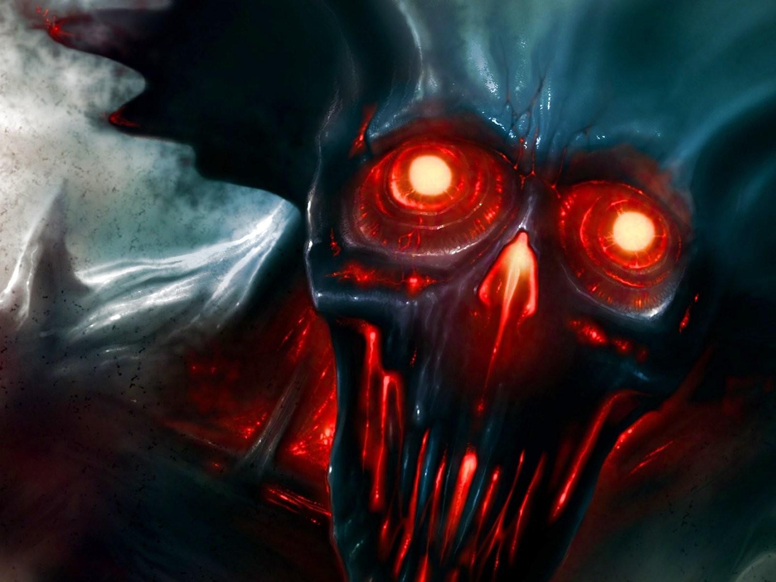 Evil, Wallpaper Images, Artwork, Original, Dark, Scary, - Halloween Creepy - HD Wallpaper