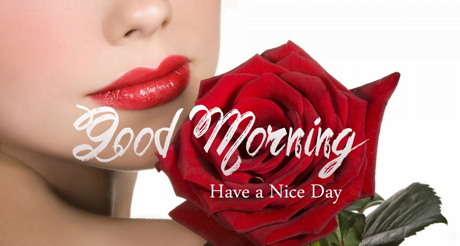 Lovely And Beautiful Good Morning Wallpapers - Romantic Good Morning Beautiful Girl - HD Wallpaper