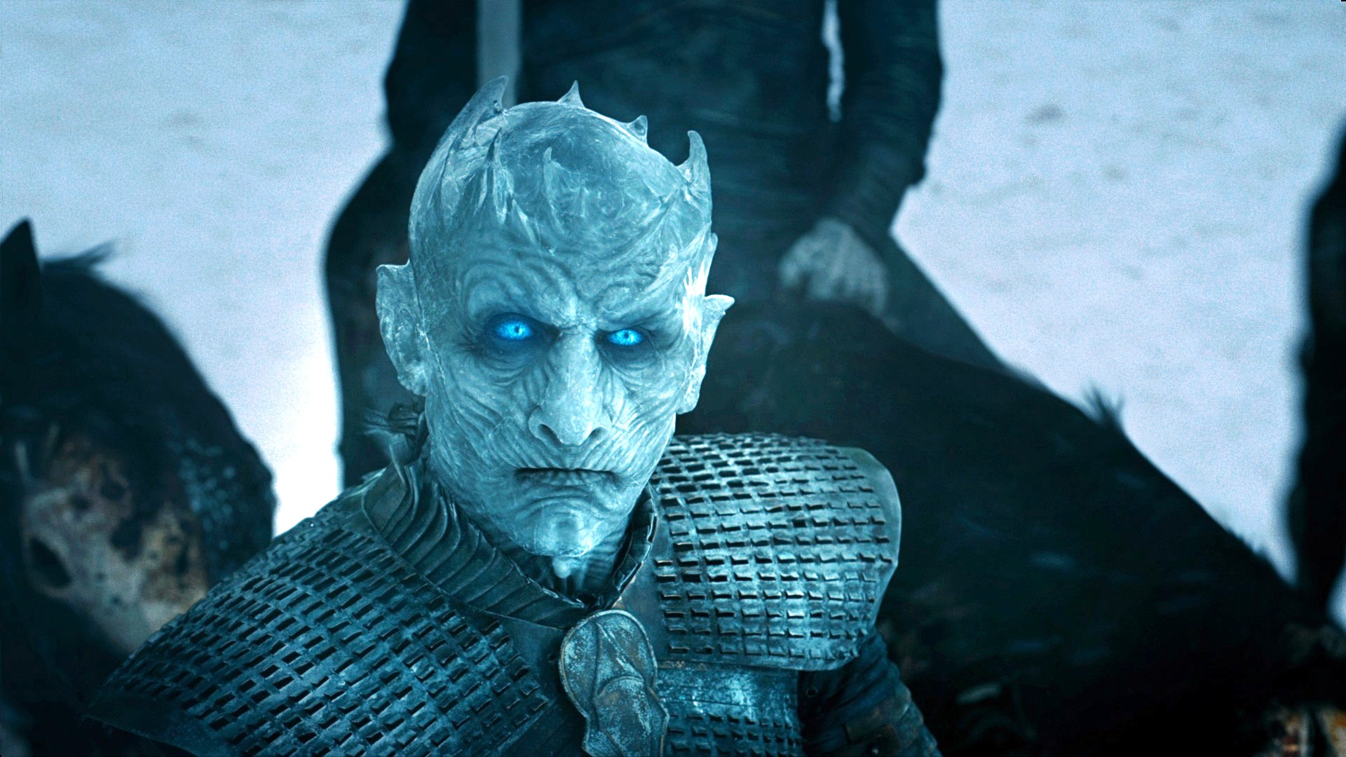 Game Of Thrones Night King Wallpaper Hd With High-resolution - Game Of Thrones Season 8 Episode 3 Night King - HD Wallpaper