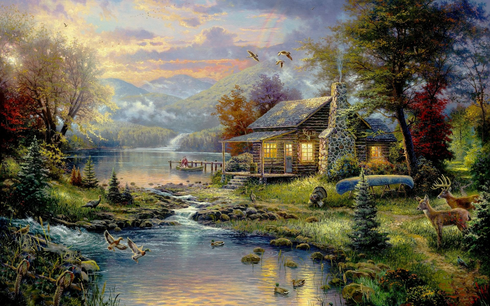 47 Top Ranked Paintings Wallpapers Pc Esp3333 Hdq - Acrylic Paint Drawing Professional - HD Wallpaper