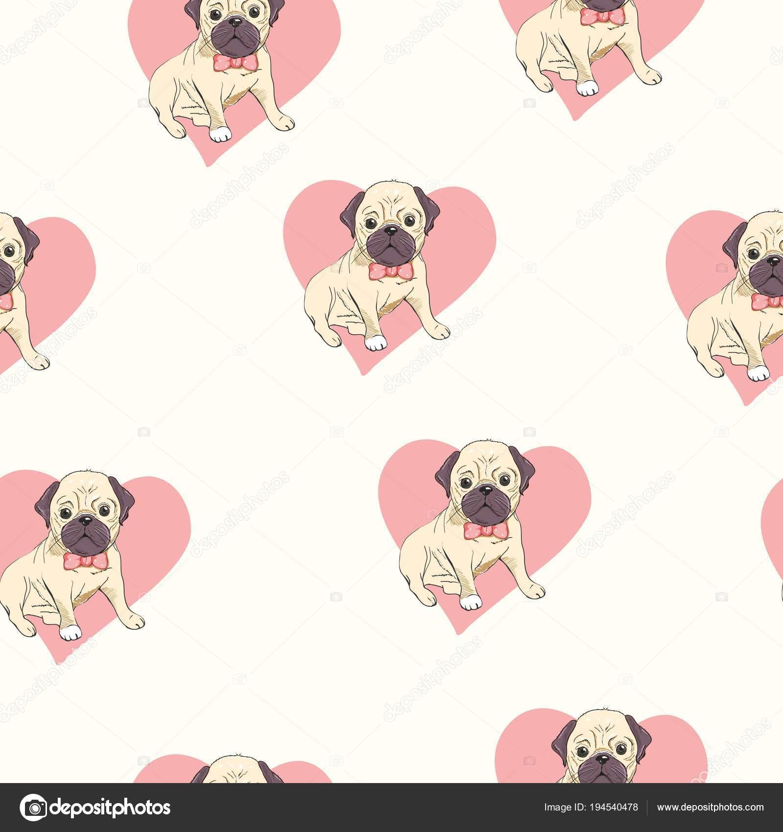 Puppies Cute Wallpaper Cartoon 1600x1700 Wallpaper Teahub Io